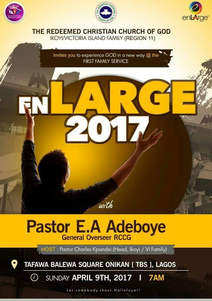 RCCG REGION 11 Archives - Eden Nigeria